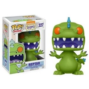 Funko Pop Tv Rugrats Reptar Vinyl Figure #227